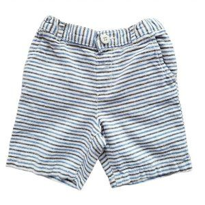4/$30 Children's Place Boys Linen Blend Shorts